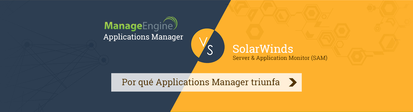 Por qué Applications Manager triunfa